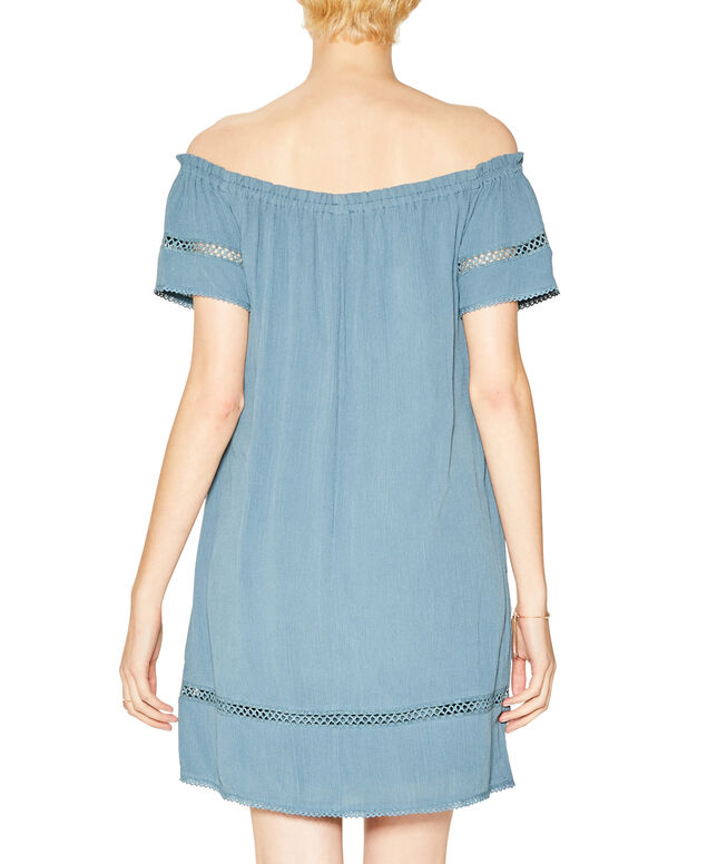 Sutton Off-the-Shoulder Dress, , hi-res