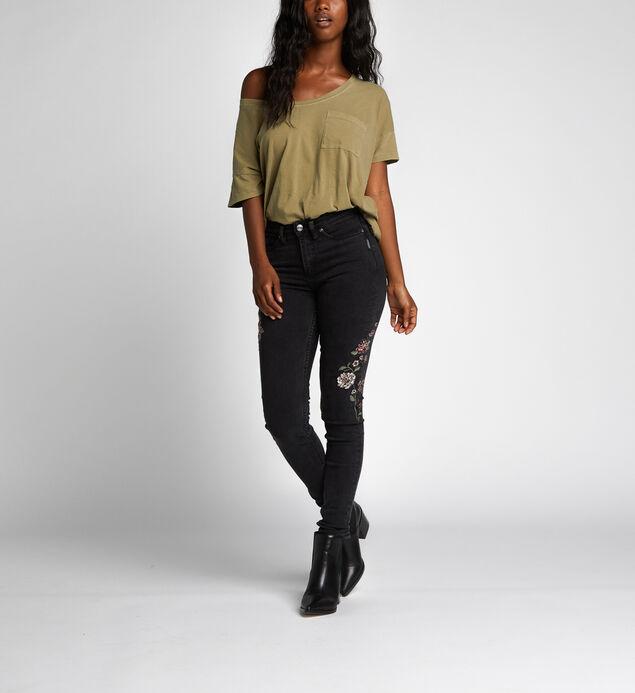 Mazy High Rise Skinny Leg Jeans, , hi-res