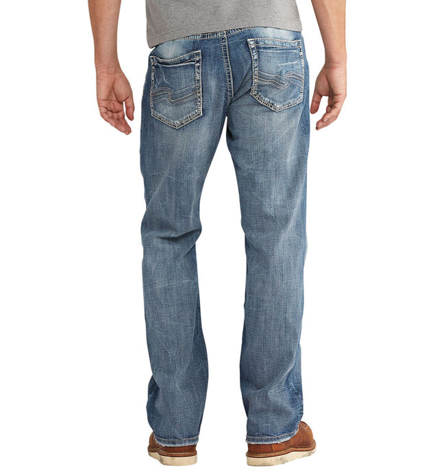 Craig Bootcut Medium Wash, , hi-res
