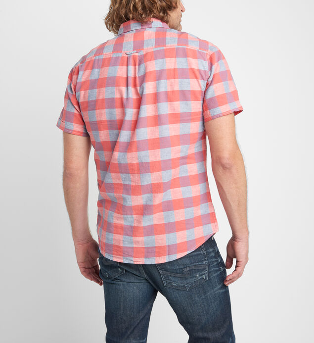 Billy Short-Sleeve Shirt, , hi-res