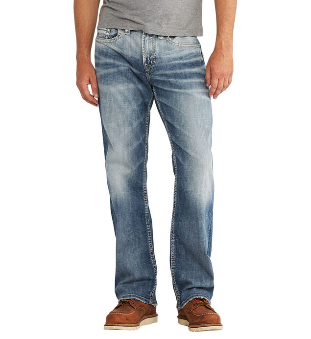 Craig Bootcut Medium Wash