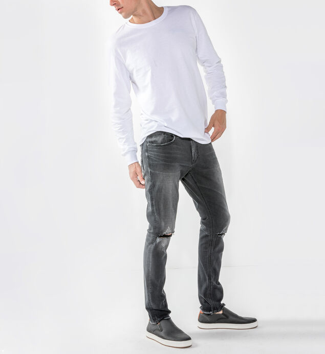 Taavi Super Slim Leg Color Wash