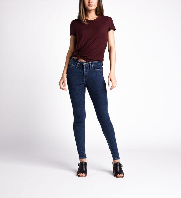 High Note High Rise Skinny Leg Jeans