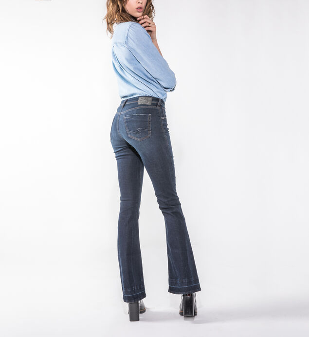 Izzy Bootcut Dark Wash, , hi-res