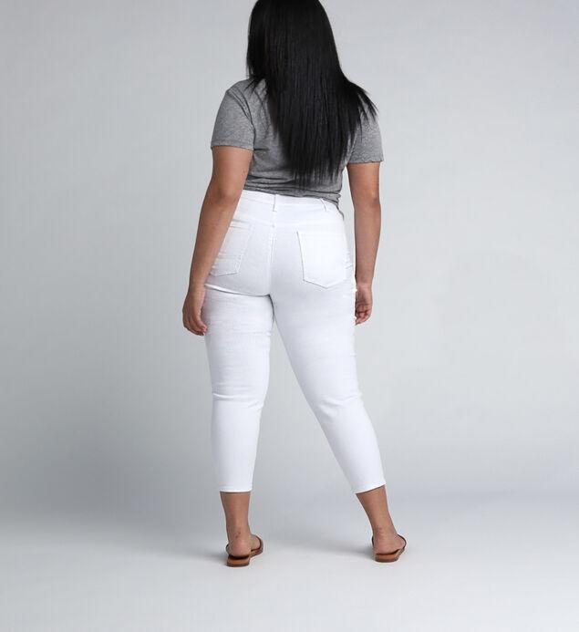 Suki Mid Rise Skinny Crop Pants Plus Size, , hi-res