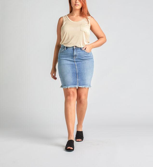Frisco High Rise Pencil Skirt