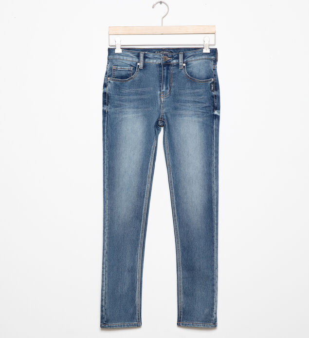 Cairo City Skinny Jeans in Dark Wash (7-16)