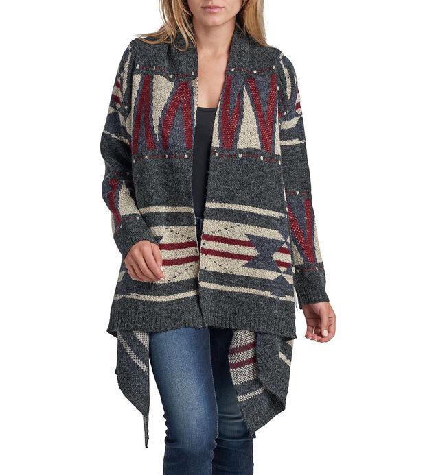 Penny Navaho Cardigan Sweater