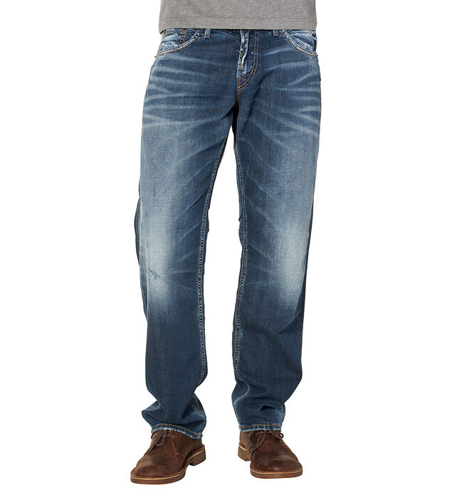 Eddie Dark Wash