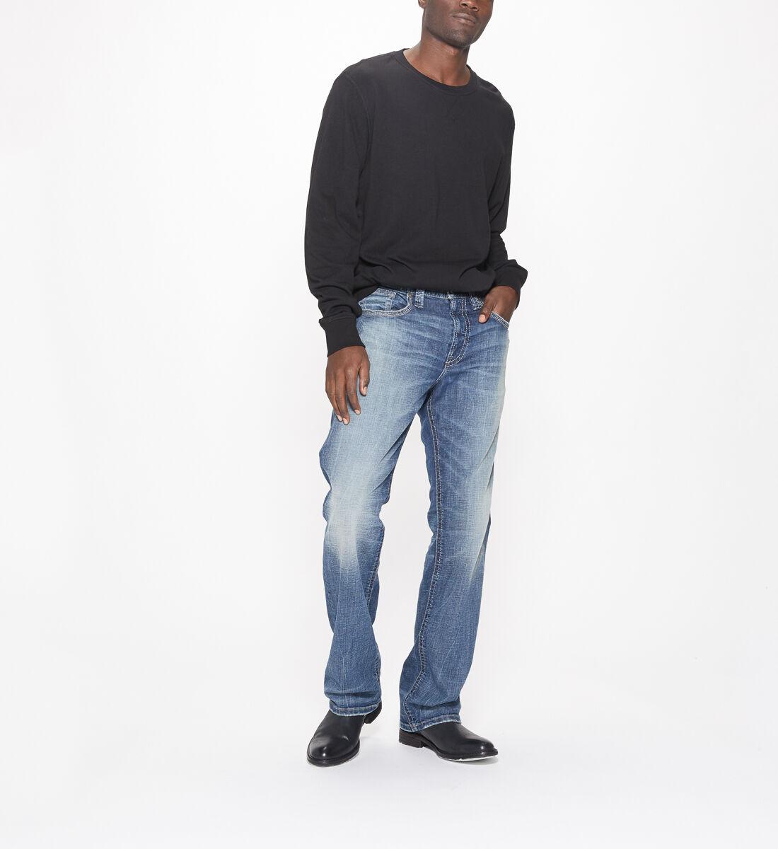 Gordie Loose Fit Straight Leg Jeans Alt Image 1