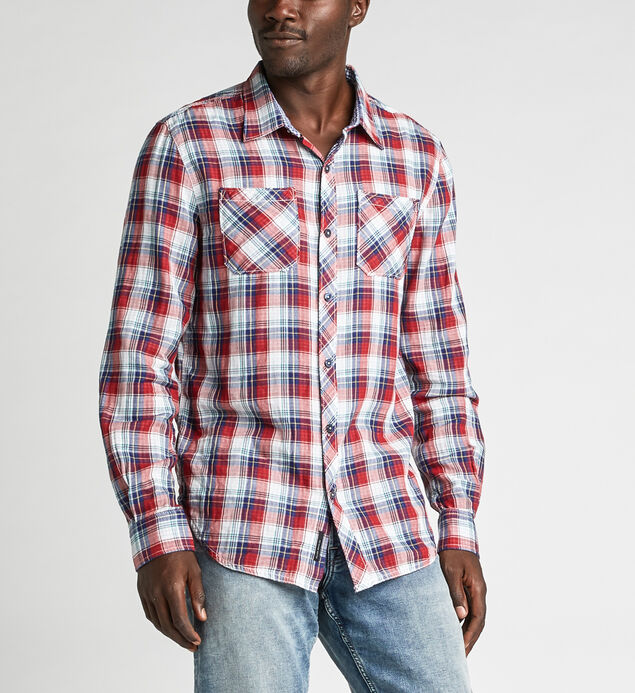 Colino Long-Sleeve Classic Shirt