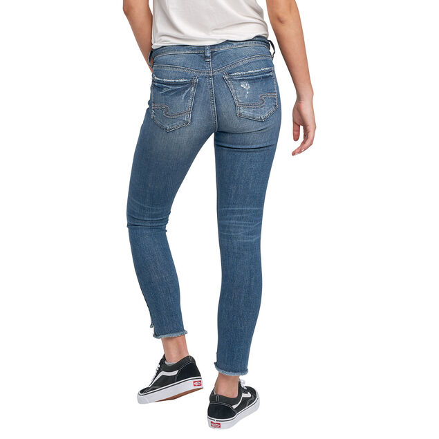 Calley Ankle Skinny Dark Wash, , hi-res