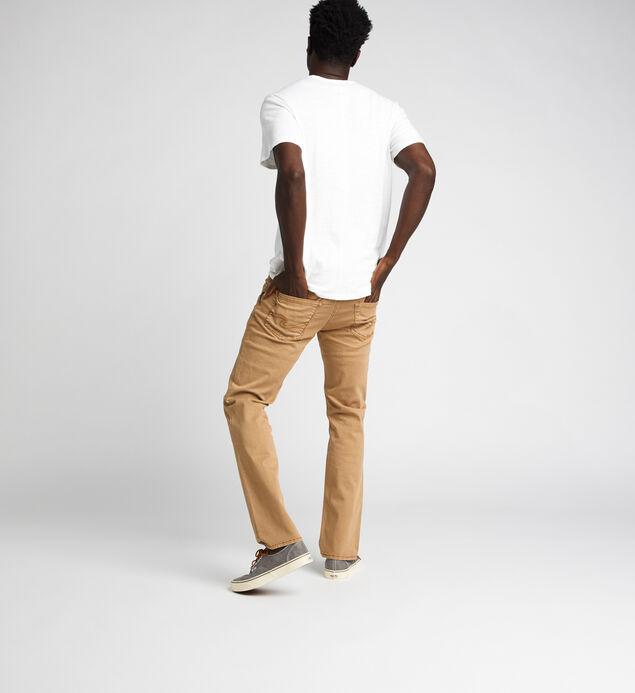 Allan Classic Fit Straight Leg Pants, , hi-res