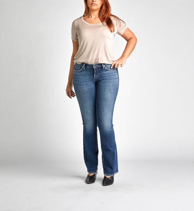 5f181fbc26a8 ... Suki Mid-Rise Curvy Slim Bootcut Jeans