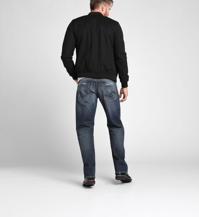 ccf8f186 Men's Zac Jeans Relaxed Fit Bootcut Leg | Silver Jeans