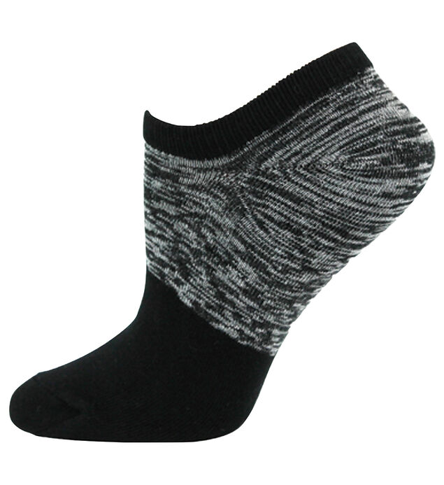 Color Block Low-Cut Ankle Womens Socks