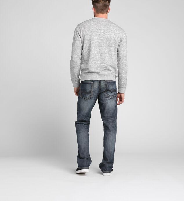 Gordie Loose Fit Straight Leg Jeans, , hi-res