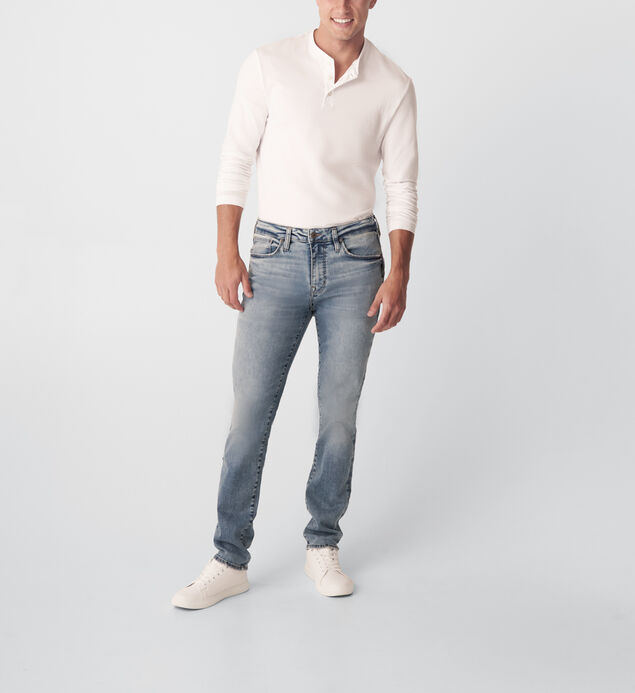Kenaston Slim Fit Slim Leg Jeans