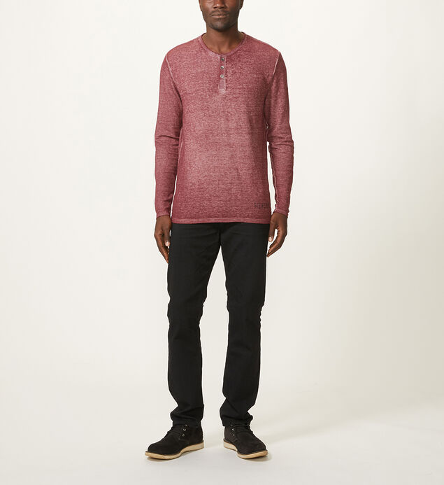 Norris Long-Sleeve Henley