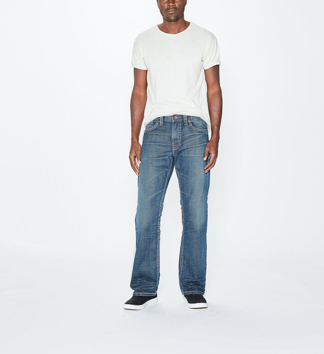 Gordie Straight Leg Dark Wash