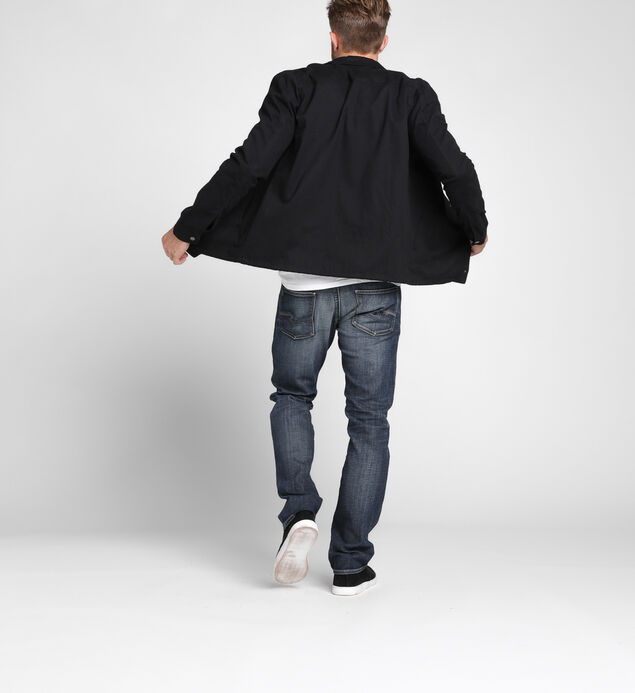 Allan Classic Slim Jeans, , hi-res