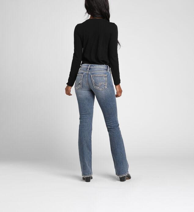Suki Mid Rise Bootcut Jeans, , hi-res