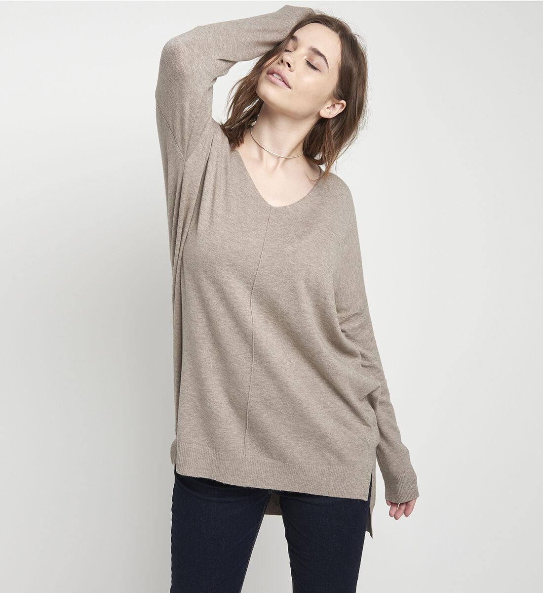 Devon Sweater Side