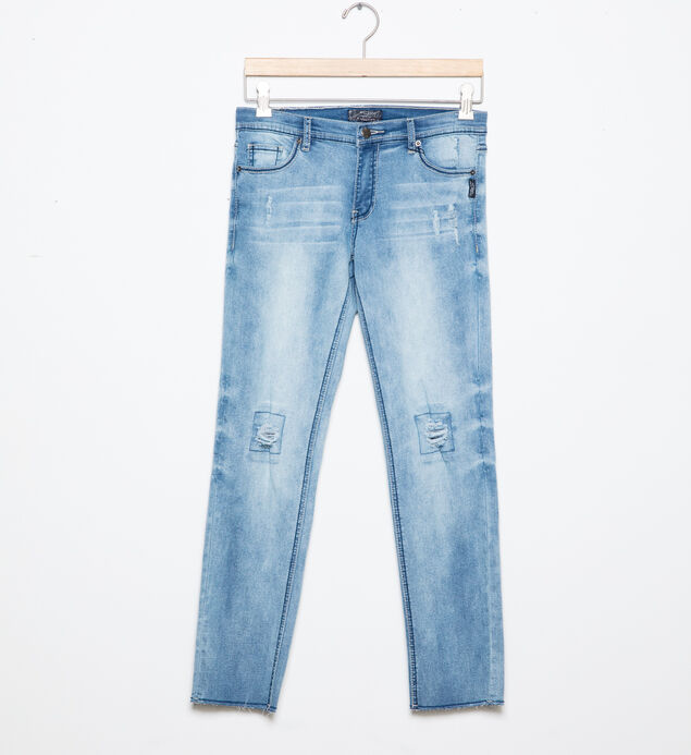 Cara Boyfriend Jeans in Light Wash (7-16)
