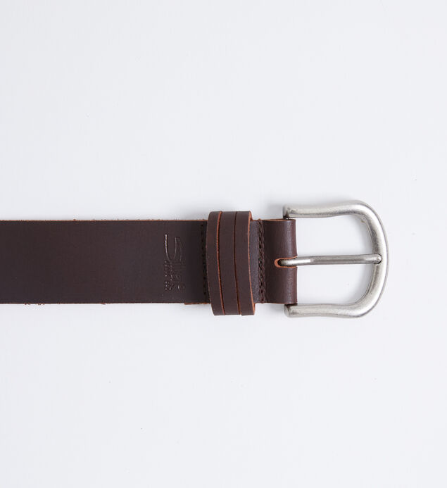 Classic Leather Womens Belt