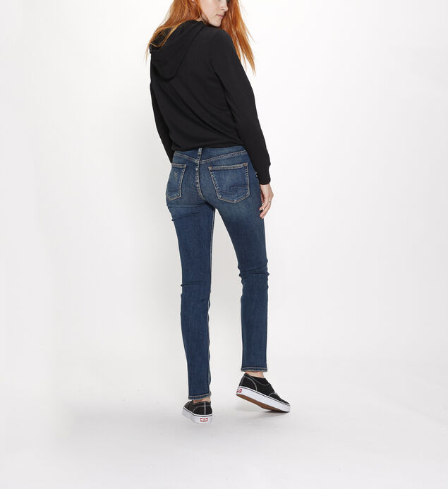 Avery High Rise Slim Leg Jeans, , hi-res