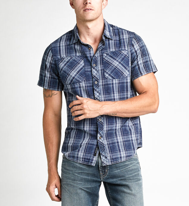 Colter Short-Sleeve Classic Shirt