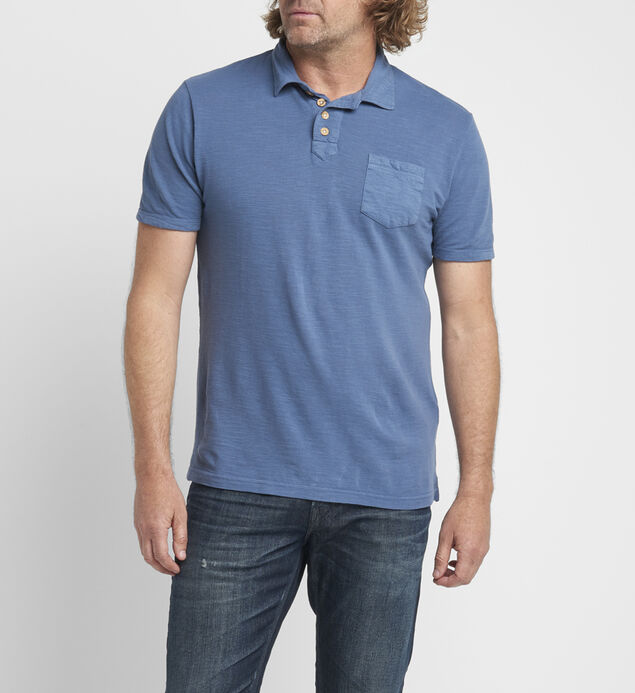 Brent Short-Sleeve Polo