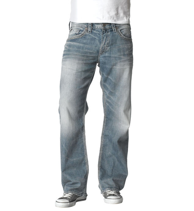 Gordie Loose Fit Straight Leg Jeans