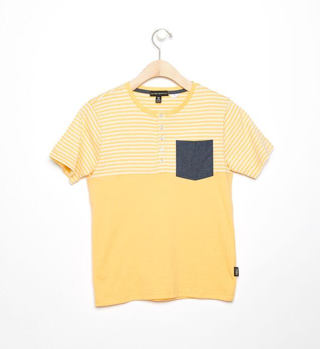 Boys Short-sleeve Knit Top