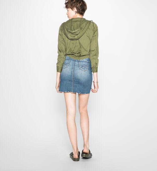 Francy Pencil Skirt Medium Wash, , hi-res