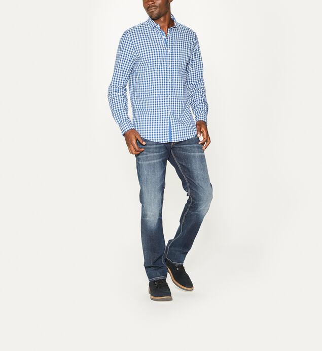 Maddox Long-Sleeve Button-Down Shirt