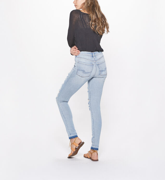 Bleecker Jegging Mid Rise Light Wash, , hi-res