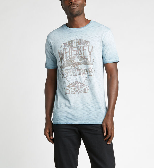 Duncan Short-Sleeve Slub Graphic Tee