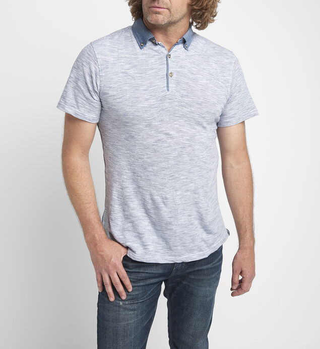 Bryon Short-Sleeve Polo
