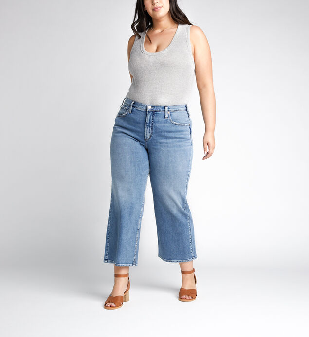 Go Wide Plus Size Crop