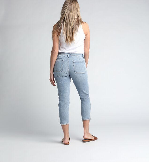 In The Loop Mid Rise Ankle Slim Leg Jeans, , hi-res