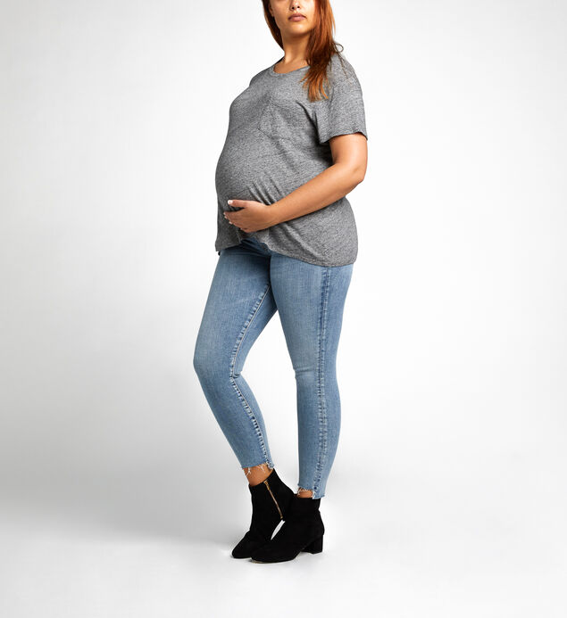 Aiko Ankle Skinny Maternity Jeans, , hi-res