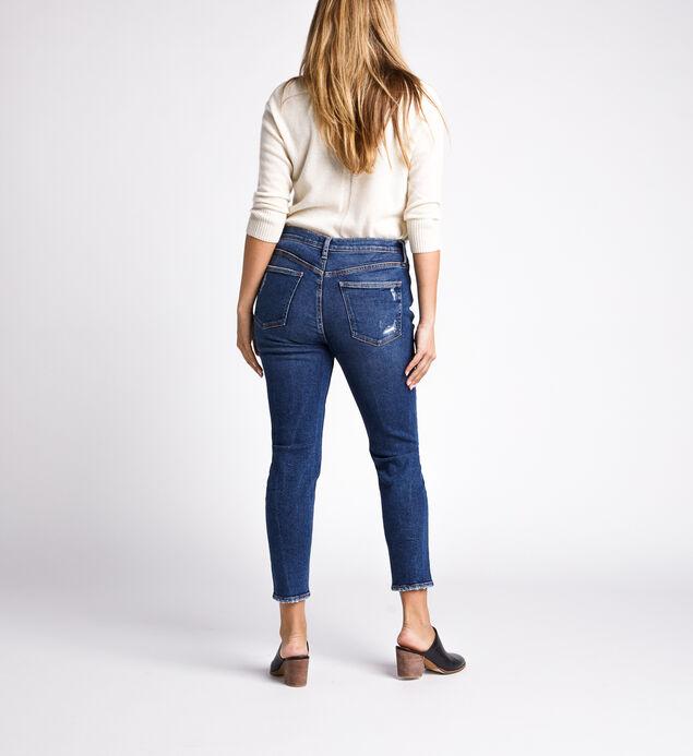 Frisco High Rise Skinny Leg Jeans, Indigo, hi-res