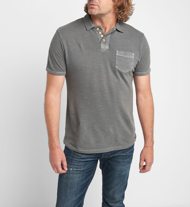 Brent Short-Sleeve Polo
