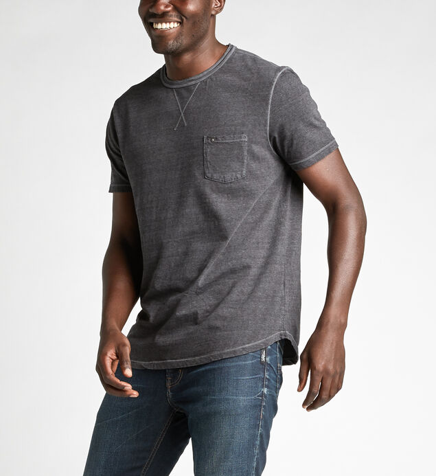 Karson Short-Sleeve Pocket Tee