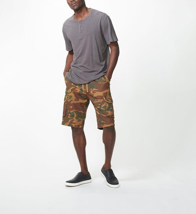 Ryan Camo Cargo Shorts, , hi-res