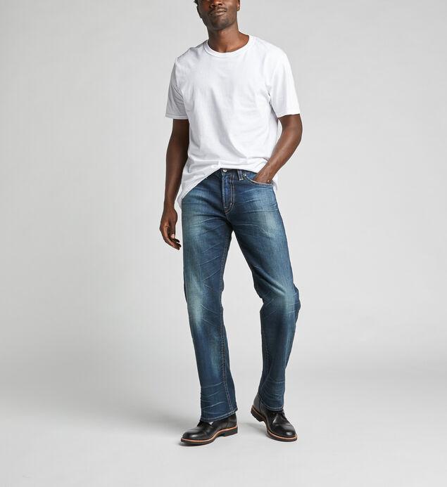 Gordie Loose Fit Straight Leg Jeans