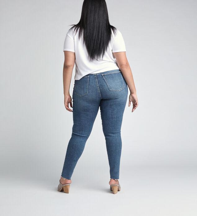 High Note High Rise Skinny Leg Jeans, Indigo, hi-res
