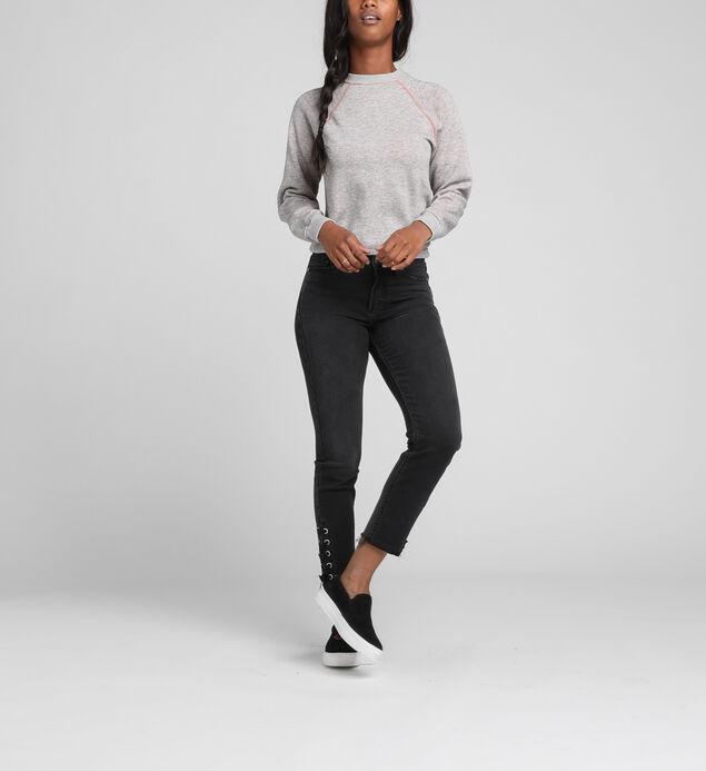 Mazy High Rise Slim Leg Jeans
