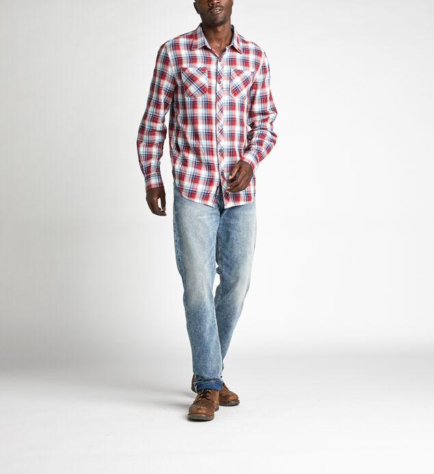 Colino Long-Sleeve Classic Shirt, , hi-res